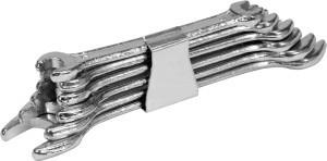 Raktai plokšti  6 vnt. 6-17 mm CLIP 50560 Indija