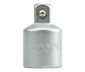 """Adapteris-redukcija galvutėms 1/2""""-3/8"""" D22 mm YT-1255 YATO"""