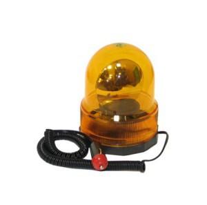Lempa įspėjamoji 12V oranžinė/raudona CE 118861
