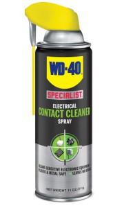 Tepalas aerozolinis WD-40 CONTACT greitai džiūstantis kontaktų valiklis 400 ml