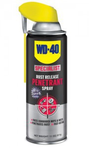 Tepalas aerozolinis WD-40 PENETRANT greito veikimo varžų atlaisvinimui 400 ml