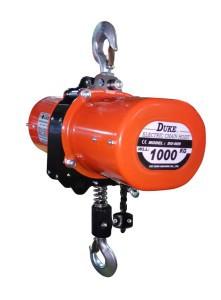 Gervė elektrinė 3 m 380V DU-905 DUKE