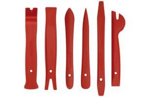 Įrankių rinkinys panelės nuėmimui 6 vnt. YT-0837 YATO