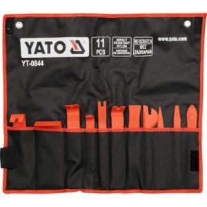 Įrankių rinkinys panelės nuėmimui 11 vnt. YT-0844 YATO