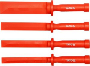 Gremžtukai nailoniniai 4 vnt. 19, 22, 25, 37.5 mm YT-0847 YATO