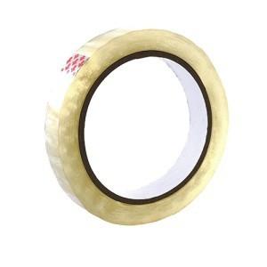 Juosta pakavimo bespalvė 18 mm*66 m*45 mic Savex (8)