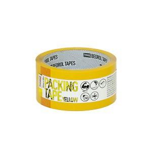 Juosta pakavimo geltona 50*50 mm KSZU Beorol (6)