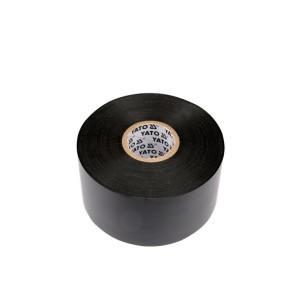 Juosta izoliacinė juoda 50 mm*33 m*0.19 mm YT-8177 YATO