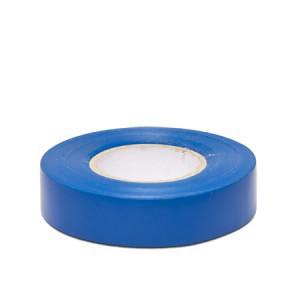 Juosta izoliacinė mėlyna 18 mm*20 m*0.18 mm Savex (10)