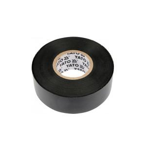 Juosta izoliacinė juoda 12 mm*10 m*0.13 mm YT-8152 YATO (16)