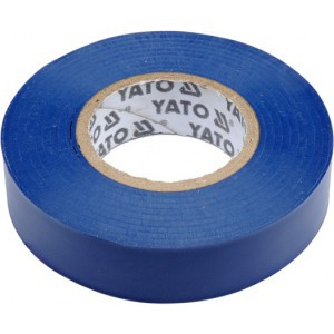 ELECTRICAL INSULATION TAPE PVC 0.13MM 15MMx10M BLUE