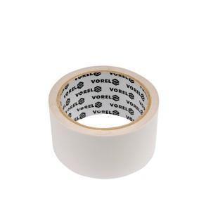 Juosta dvipusio lipnumo balta PP 50 mm*5 m 75245 Vorel (18/72)
