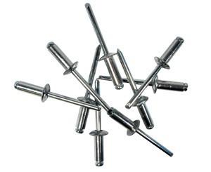 Kniedės aliumininės 3.2*10.0 mm 50 vnt. Savex