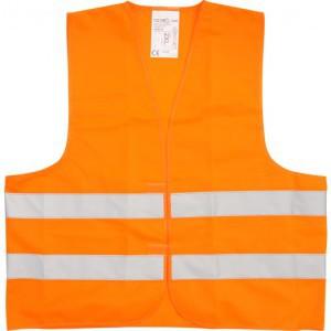 Жилет сигнальный оранжевый XL