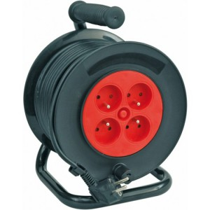 CABLE REEL 40M, 220V
