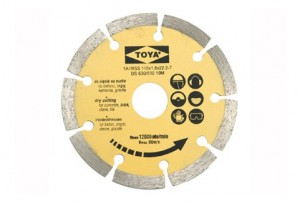 DIAMOND BLADE SEGMENT - HS 180MM