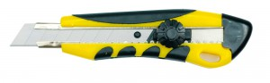 UTILITY KNIFE 18MM