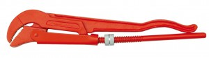 ADJUSTABLE PIPE WRENCH 1,5""