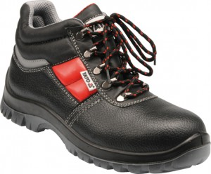 MIDDLE-CUT SAFETY SHOES 43